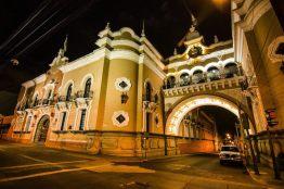 Antiguo edificio de Correos, ciudad de Guatemala - foto por Esau Beltran Marcos