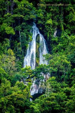 Catarata en Tactic foto por Esau Beltran Marcos - Galeria de Fotos de Guatemala por Esaú Beltrán Marcos