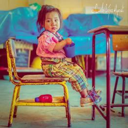 Chapincita foto por Carlos Lopez Ayerdi - Galeria de Fotos de Guatemala por Carlos Lopez Ayerdi