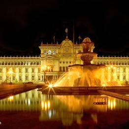 Palacio Nacional de Cultura - foto por Edgar Monzon