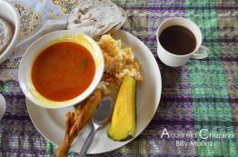 comida - Kaq-ik - foto por Acuarela Chapina