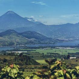 Lago de Amatitlán, panorámica de 37 fotografías - por Marcelo Jimenez Foto y Video