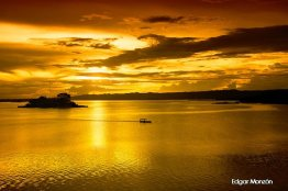 lago peten itza peten foto por edgar monzon - Galeria de Fotos de Guatemala por Edgar Monzón
