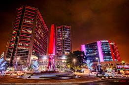 Noches prenavideñas en la ciudad de Guatemala - foot por Esau Beltran Marcos