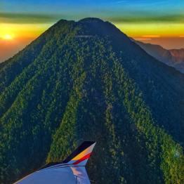 Volcán San Pedro - foto por Carlos Lopez Ayerdi tomad con iPhone