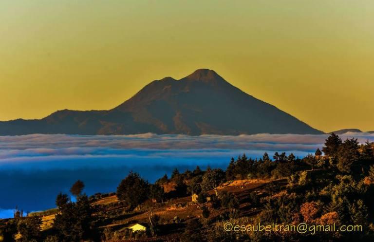 volcan tajumulco foto por esau beltran marcos 768x497 - Los 5 volcanes más altos en Guatemala