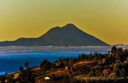 Volcán Tajumulco - foto por Esau Beltran Marcos