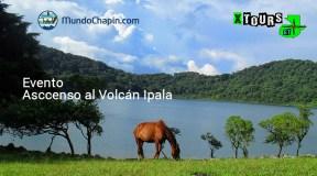Evento – Ascenso al volcán Ipala