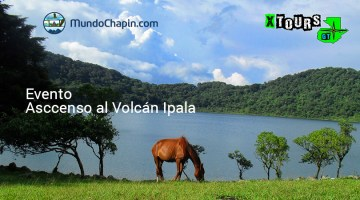Evento – Ascenso al volcán Ipala