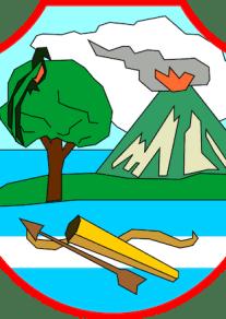 coat of arms of quetzaltenango - El Sexto Estado de Los Altos