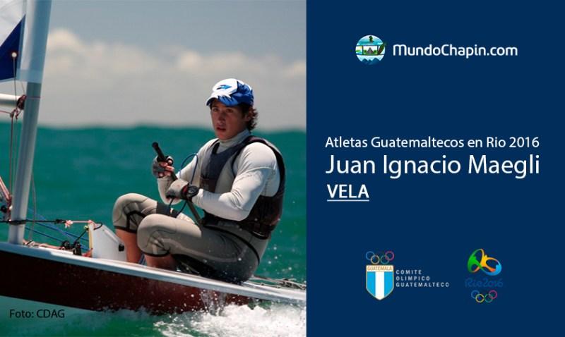 juan ignacio maegli rio2016 2 mundochapin - Los 21 atletas guatemaltecos en Río 2016