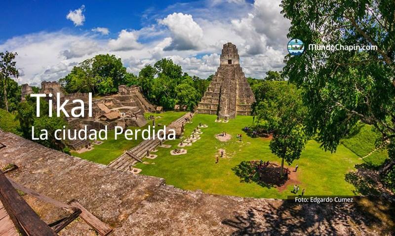 tikal la ciudad perdida mundochapin 2 - Nuevas disposiciones de cobro para ingreso a Tikal