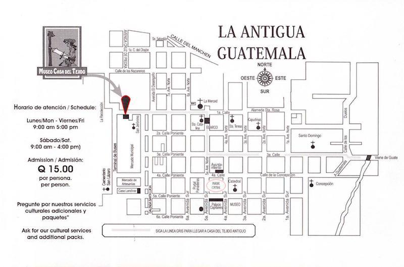bolante publicidad 2015 0002 - De visita por el museo Casa del Tejido