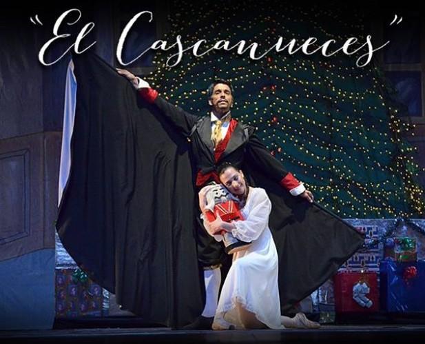 cascanueces afiche 625x937 - Espectáculos Navideños en la ciudad de Guatemala, 2016
