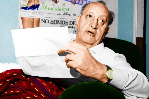 miguel angel asturias 02 - Guatemalteco retoca fotografías de Miguel Angel Asturias a color