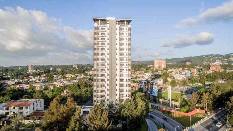 dji 0018 - Los 10 Edificios más Altos de Guatemala