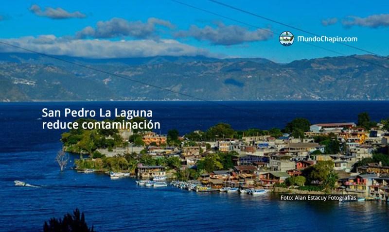 Si viajas a San Pedro La Laguna no lleves bolsas plásticas, ni productos de duroport