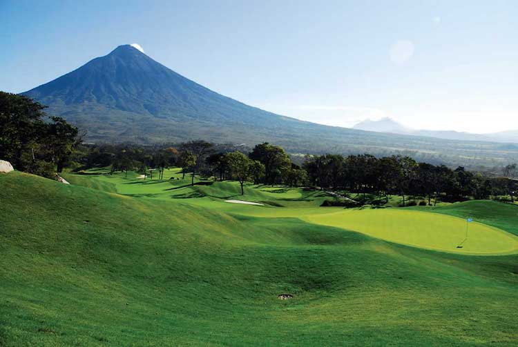 02 f01 golf reunion ricky lopez - PGA Tour en Guatemala