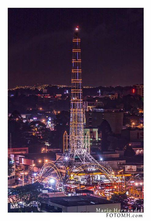 09 torre del reformador foto por mario hernandez de www fotomh com - Nuestro Top 10 Fotos en Instagram en 2016