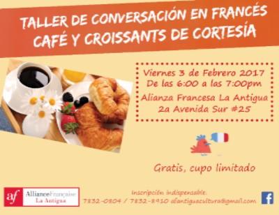 0f5ba839 8798 4c5e 84e1 2f7777205892 - Febrero en la Alianza Francesa de La Antigua Guatemala