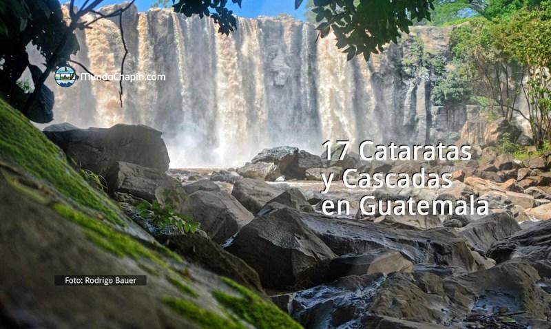 17 Cataratas y Cascadas en Guatemala - Solo lo mejor de Guatemala