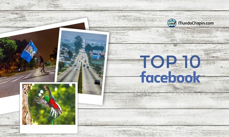 Nuestro Top 10 Fotos en Facebook en 2016