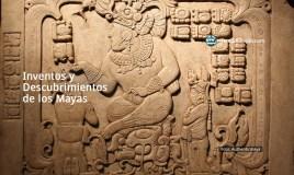 Inventos y Descubrimientos de los Mayas