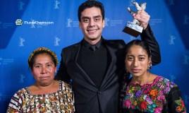 Jayro Bustamante, Representa a Guatemala en la Berlinale