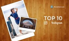 Nuestro Top 10 Fotos en Instagram en 2016