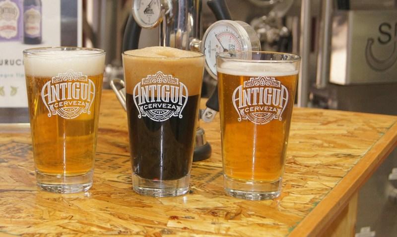 Antigua Cerveza es la nueva bebida artesanal