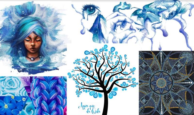 Ve el arte de los 5 finalistas en concurso de Ecofiltro