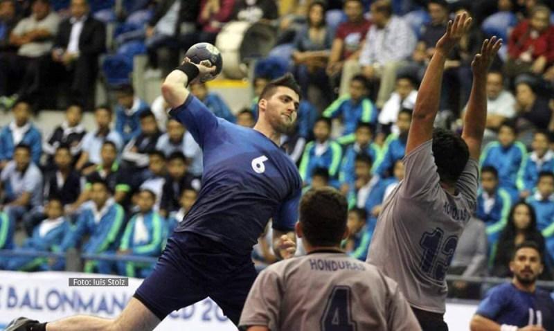 Guatemaltecos campeones del Balonmano por tres años