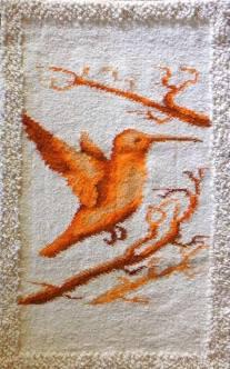 producto artesanal basado en una pintura foto por raquel ferrus - El trabajo de artesanos guatemaltecos se exhibirá en Taiwán