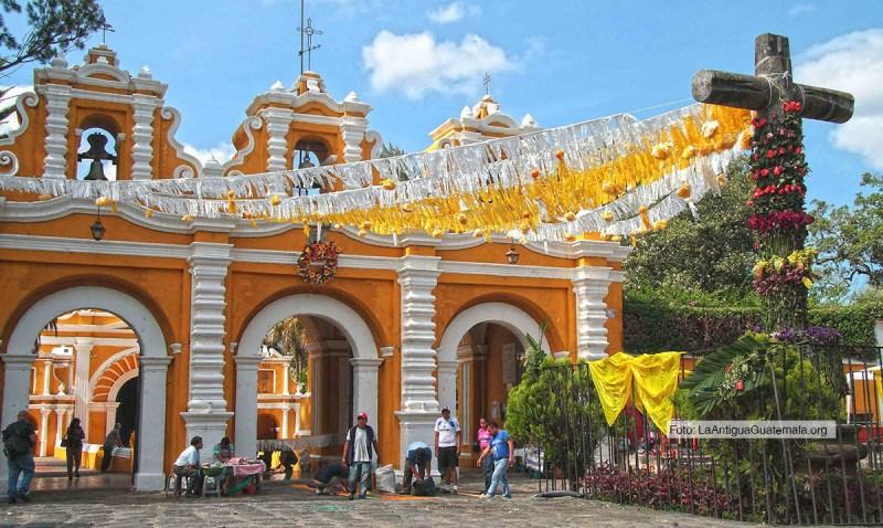Día de la Cruz en Guatemala