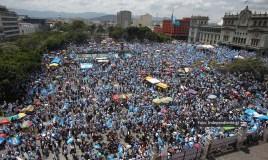 Presentan documental #Guatemala ¿Algo cambió?