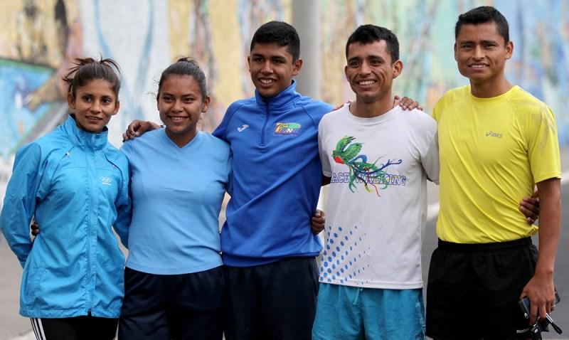 Marchistas guatemaltecos triunfan en la Copa Panamericana
