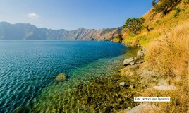 Lagunas mayores en Guatemala