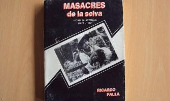 Resumen Libro – Masacres de la Selva