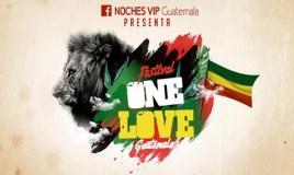 One Love, concierto de reggae en Guatemala