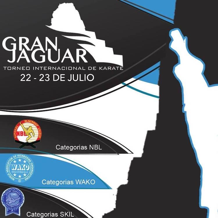 13327347 10209329514897842 8307985109893601366 n - Participa en el torneo internacional de karate Gran Jaguar