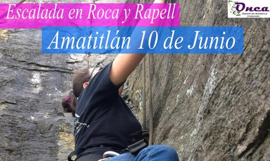 Evento – Escalada en roca y rappel