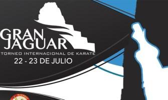 Participa en el torneo internacional de karate Gran Jaguar