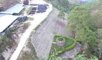 Yovani Guevara quiere 100 mil llantas recicladas para contruir un muro