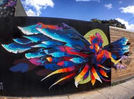 foto kaotik954 - El arte urbano de Spaint se luce en Miami