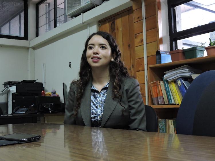foto por gustavo balcarcel 2 - Así llegó Susana a ser nominada guatemalteca ilustre