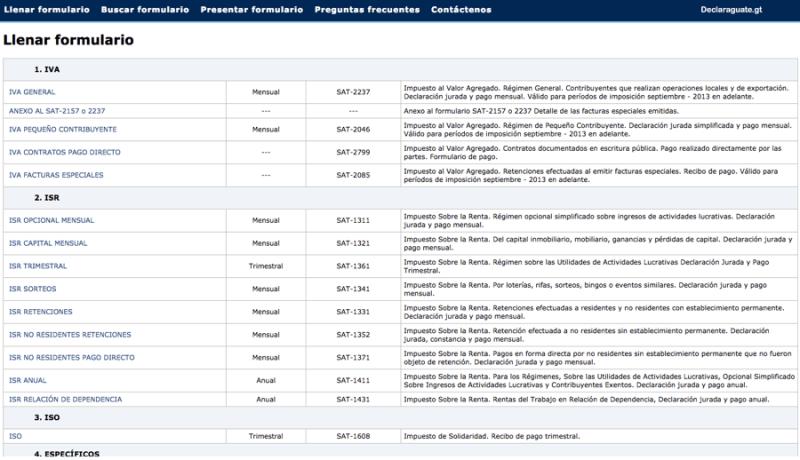 pago de impuestos 3 - Cómo realizar el pago de tus impuestos en Guatemala