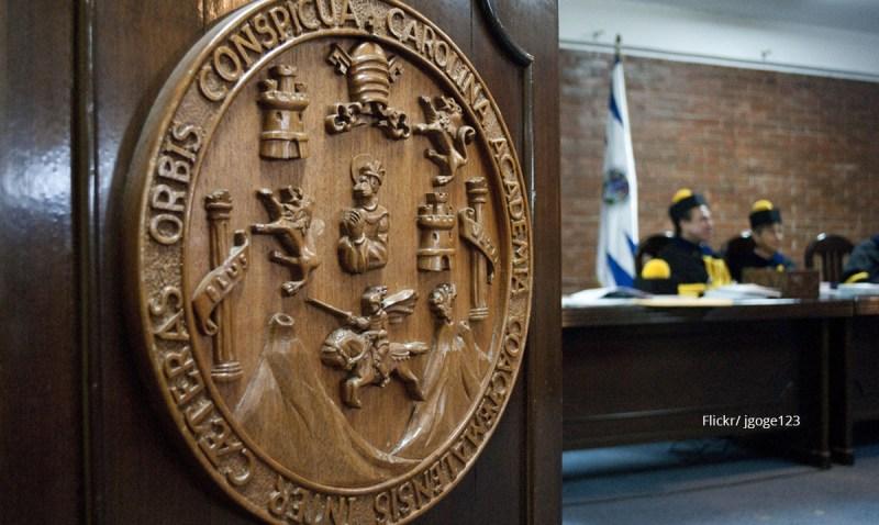 Historia de la Universidad San Carlos de Guatemala