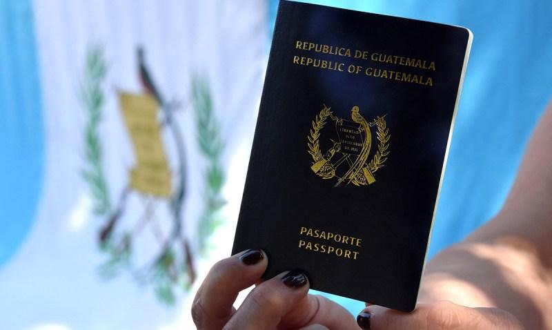 Trámite para Emitir el Pasaporte Guatemalteco