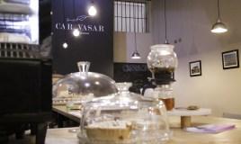 Sala de té Caravasar