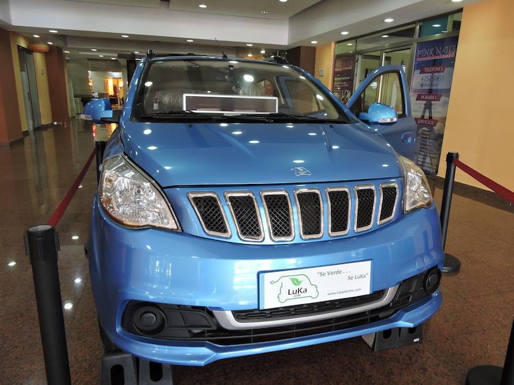 foto por diana choc 12 - Primer carro eléctrico diseñado por guatemaltecos